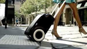 G-RO Creating Carry-on Luggage with Big Wheels that are Patented ...