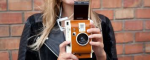 Lomography Instamatic Camera for Instant Photos